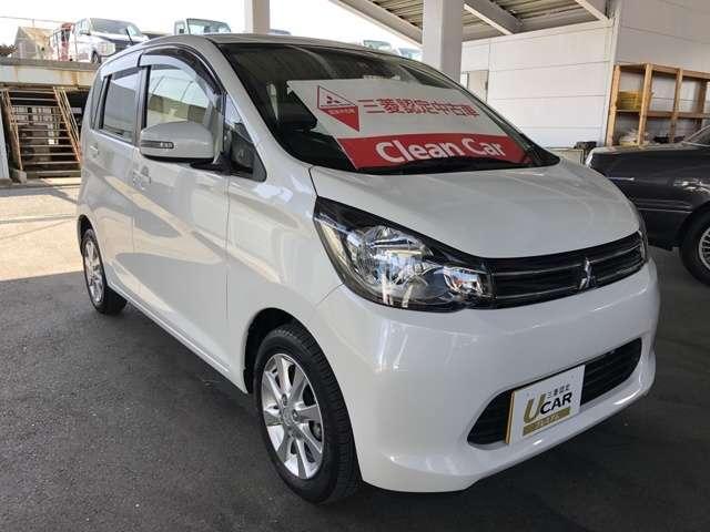 「三菱」「eKワゴン」「コンパクトカー」「広島県」の中古車3
