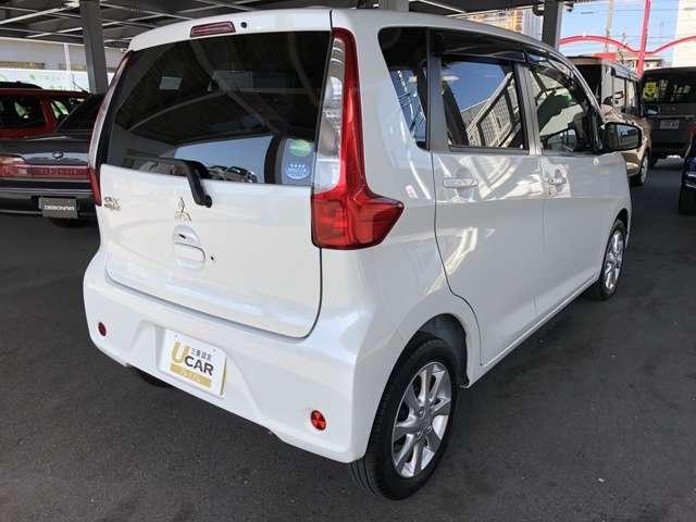 「三菱」「eKワゴン」「コンパクトカー」「広島県」の中古車4
