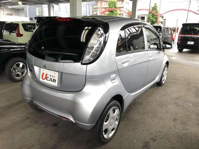 「三菱」「アイミーブ」「コンパクトカー」「広島県」の中古車4