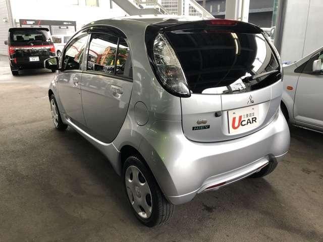 「三菱」「アイミーブ」「コンパクトカー」「広島県」の中古車6