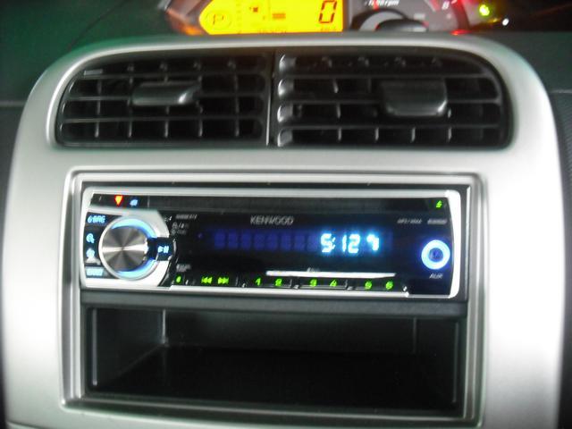 三菱 eKスポーツ X フル装備 CDチューナー