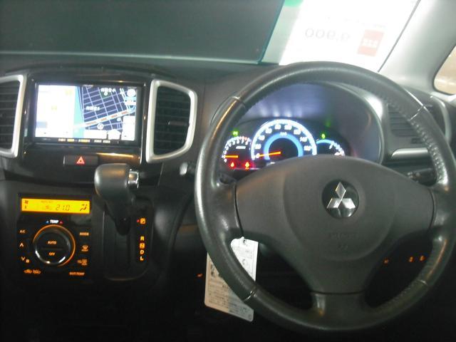 三菱 デリカD:2 S Mナビ ワンセグ 両側電動SD シートヒーター 4WD