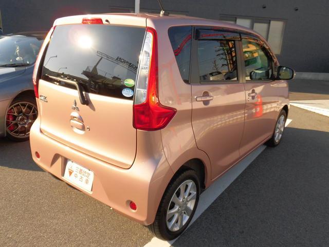 三菱 eKワゴン G e-アシスト  AーSTOP FCM オーディオレス