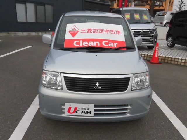 三菱 eKワゴン M フル装備 CDチューナー ETC