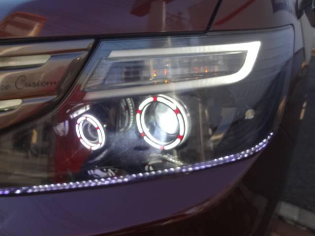 ホンダ ステップワゴンスパーダ Z HDDフルセグ リヤモニター 両側パワスラ 車高調