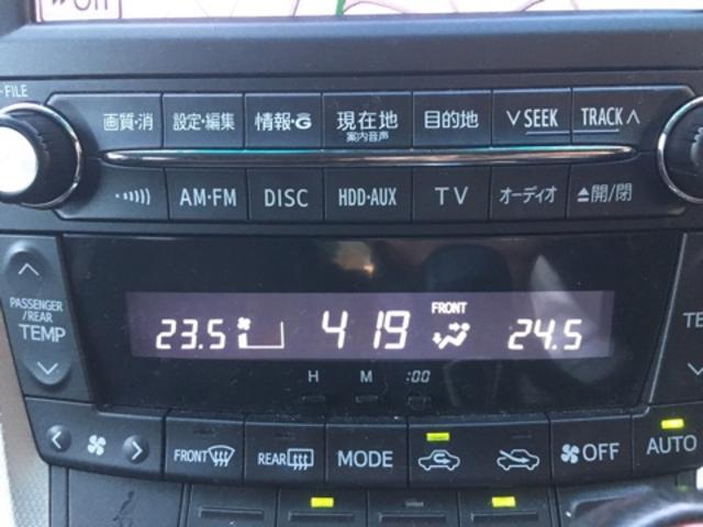 トヨタ ヴェルファイア 2.4Z プレミアムサンウンドシステム ナビTV サンルーフ