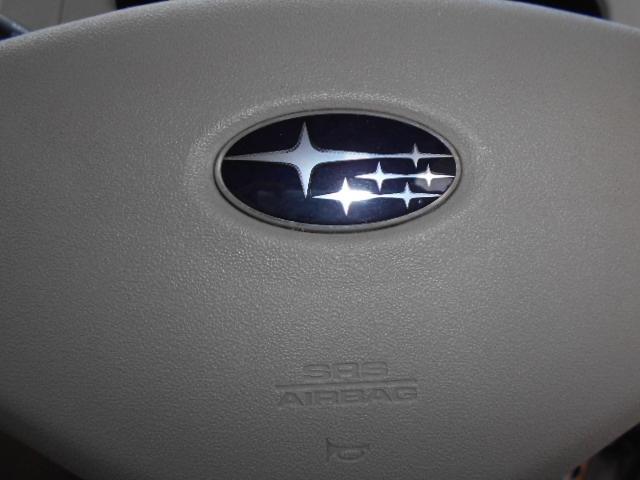 運転席、助手席Wエアバック付きで安心安全なステラです!