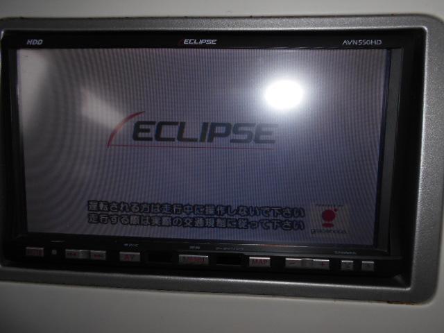 社外HDDナビTVにDVD再生、CDの録音機能が付き、パラス、バックカメラ付きですので昼夜問わず便利なスピアーノです!