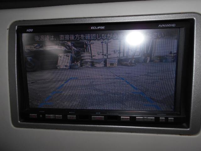 バックカメラでリアの視界はグーですので、事故や後方確認に便利なスピアーノです!