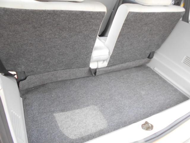 リアのラゲージスペースも結構広いEKアクティブ4WDインタークラー付きターボです!