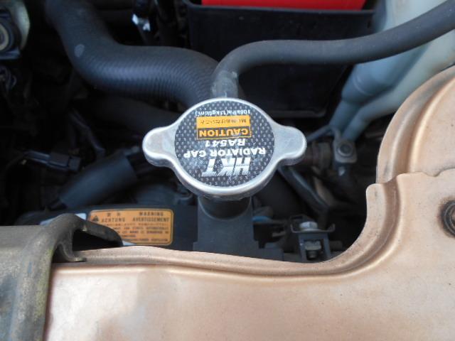 ラジエターキャップも交換済みで安心なEKアクティブ4WDインタークラー付きターボです!