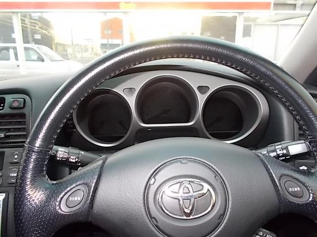 運転席エアバック付きで安心なアリストベルテックスローダウン車高調エアロ付きです!