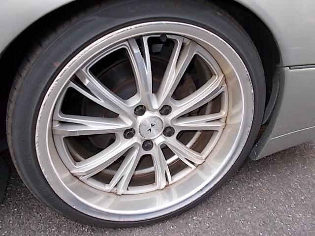 S300ベルテックスエディション 車高調 外マフラー 車高調 外マフラー(41枚目)