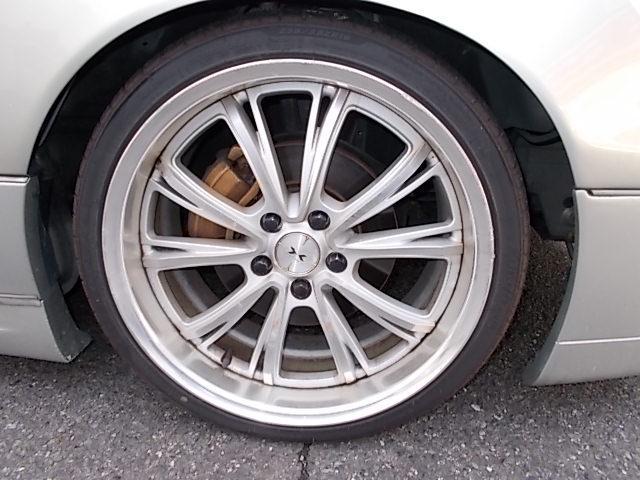 S300ベルテックスエディション 車高調 外マフラー 車高調 外マフラー(47枚目)