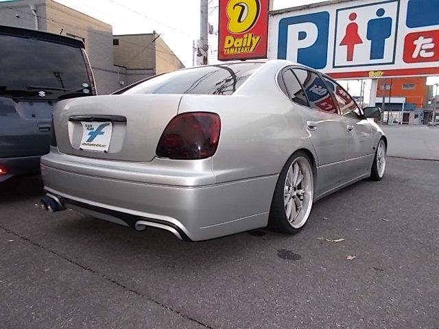 S300ベルテックスエディション 車高調 外マフラー 車高調 外マフラー(63枚目)