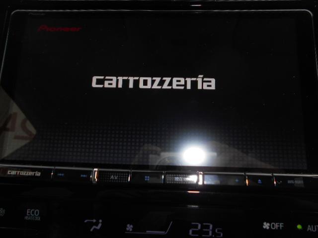 社外カロッエリア新品HDDナビTV,バックカメラ付きのプリウスモデリスタエアロ付きです!