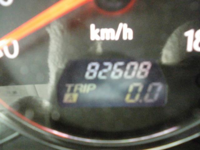 マツダ ベリーサ Cドレスアップ 4WD カードキー 純正アルミ積み込み