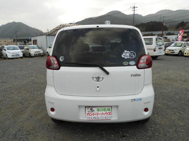 「トヨタ」「ポルテ」「ミニバン・ワンボックス」「広島県」の中古車7