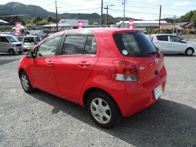 「トヨタ」「ヴィッツ」「コンパクトカー」「広島県」の中古車9