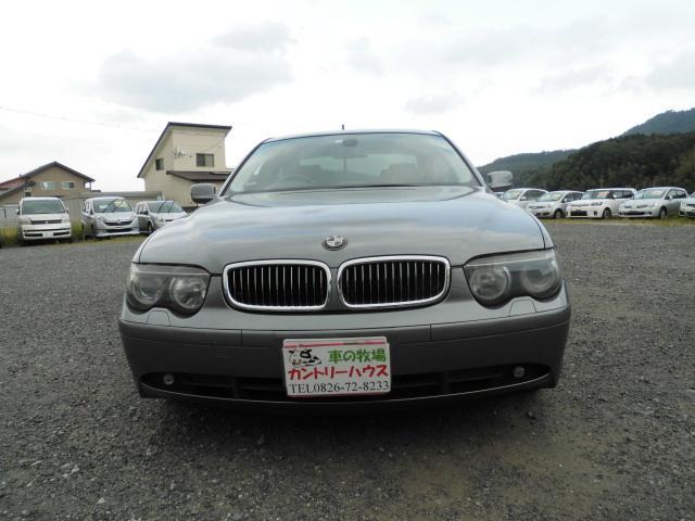 「BMW」「7シリーズ」「セダン」「広島県」の中古車2
