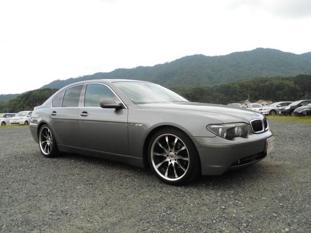 「BMW」「7シリーズ」「セダン」「広島県」の中古車3
