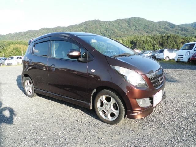 「スズキ」「セルボ」「軽自動車」「広島県」の中古車3