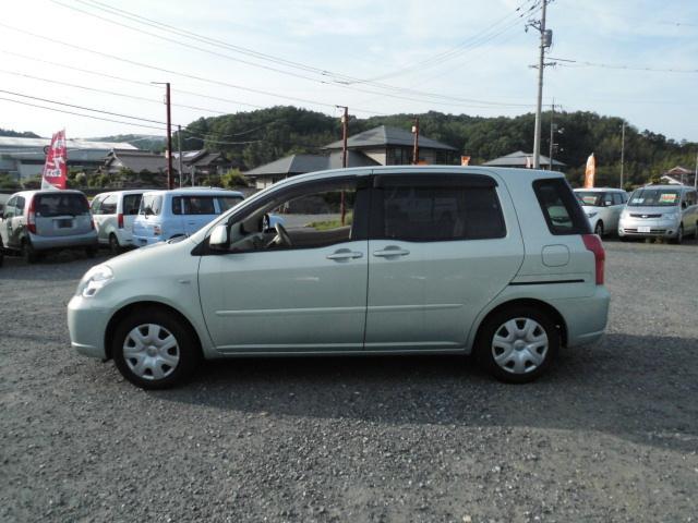「トヨタ」「ラウム」「ミニバン・ワンボックス」「広島県」の中古車5