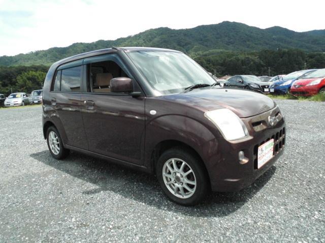 「日産」「ピノ」「軽自動車」「広島県」の中古車3