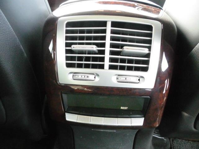 S550ロング 右H キーレス HDDナビ バックカメラ ETC 黒レザー パワーシート サンルーフ AMG20インチAW(32枚目)