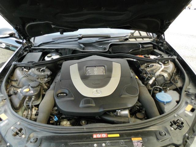 S550ロング 右H キーレス HDDナビ バックカメラ ETC 黒レザー パワーシート サンルーフ AMG20インチAW(37枚目)