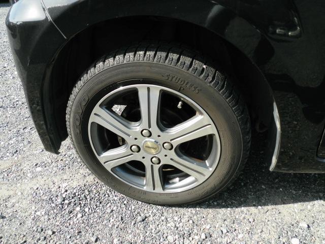 カスタム XC エディション スマートキー ナビ ETC アルミ ABS ベンチシート(24枚目)