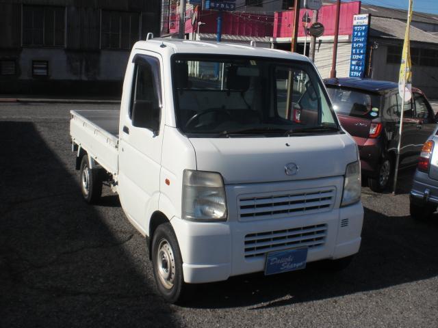 マツダ スクラムトラック KUスペシャル ACPS