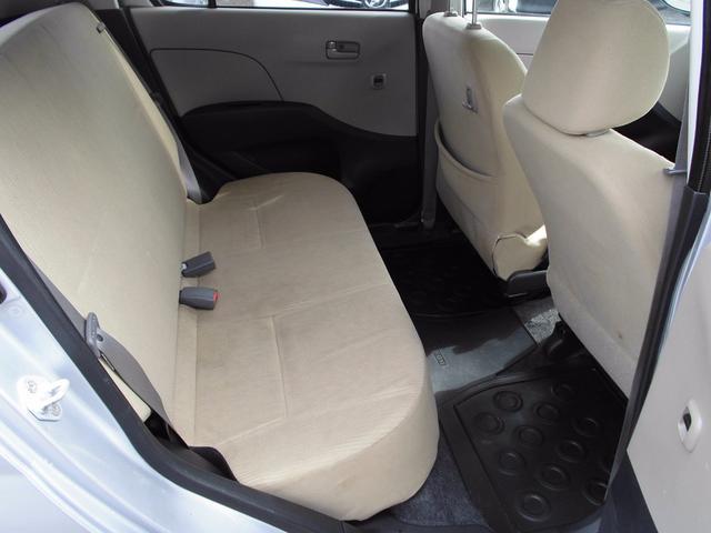 ダイハツ ミラ X CVT ABS タイミングチェーン  キーレス  CD