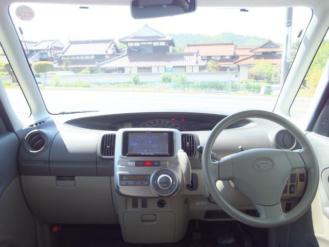 X ワンオーナー 禁煙車 左側電動スライドドア ETC ナビ バックカメラ フルセグTV CD DVD アイドリングストップ オートエアコン 盗難防止システム(5枚目)