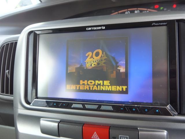 X ワンオーナー 禁煙車 左側電動スライドドア ETC ナビ バックカメラ フルセグTV CD DVD アイドリングストップ オートエアコン 盗難防止システム(9枚目)