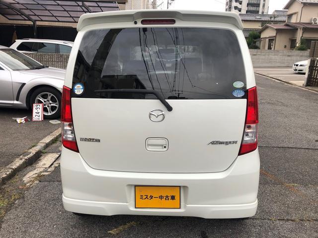 「マツダ」「AZ-ワゴン」「コンパクトカー」「広島県」の中古車7