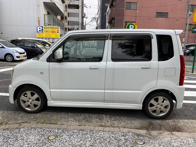「マツダ」「AZ-ワゴン」「コンパクトカー」「広島県」の中古車5