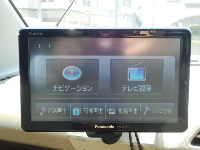 マツダ キャロル GS メモリーナビ ワンセグ ETC