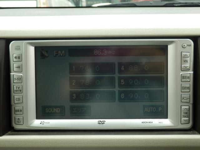 ダイハツ ブーン 1.3CX DVDナビ スマートキー ETC