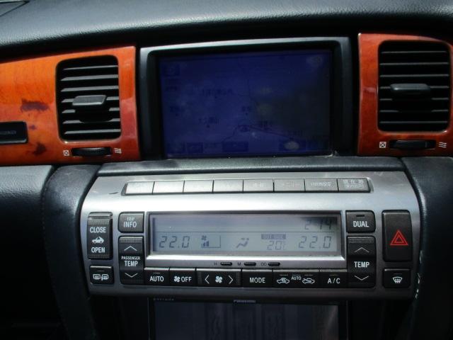 トヨタ ソアラ 430SCV地デジフルセグDVD再生HDDナビBカメラETC