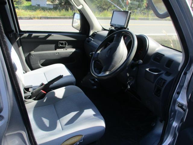 ダイハツ ハイゼットカーゴ デラックスTV切替4WD5速Tチェーンフル装備ハイルーフ