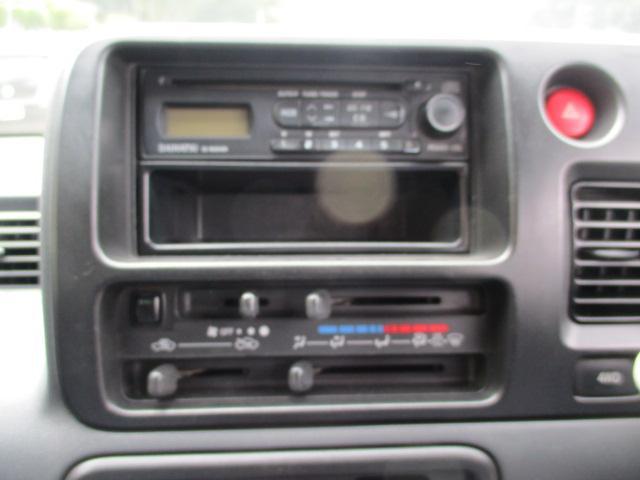 クルーズ切替式4WD5速ハイルーフTベルト交換済キーレスCD(13枚目)