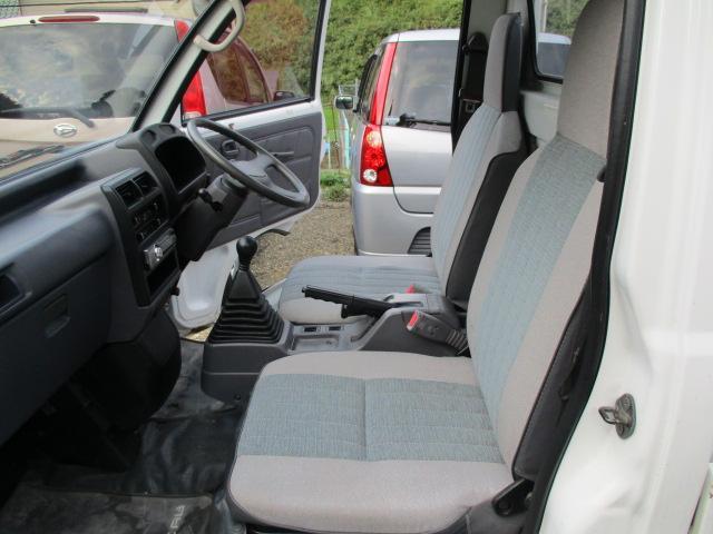 三菱 ミニキャブトラック TL切り替え式4WD5速記録簿