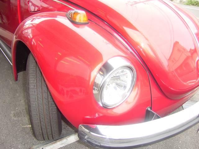 フォルクスワーゲン VW ビートル 1300 ディーラー車