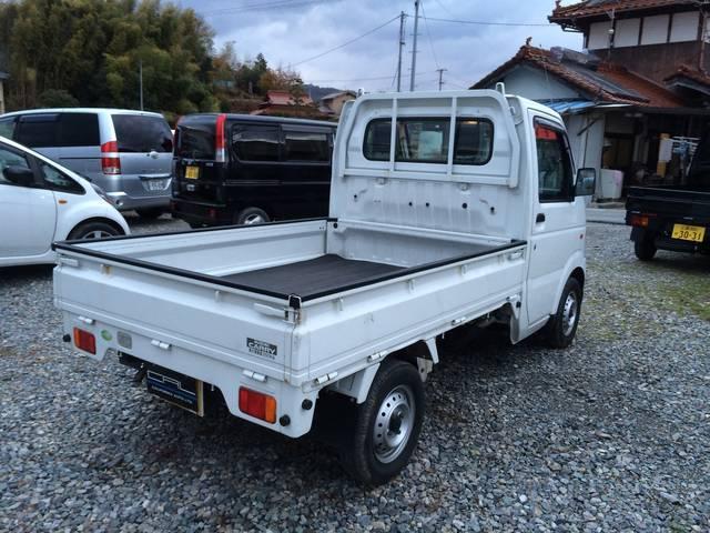スズキ キャリイトラック KC 切替式4WD 荷台ゴムマット テールゲートプロテクター