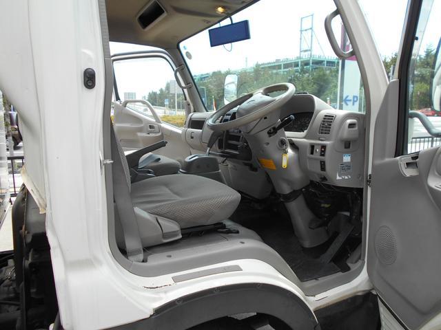 トヨタ ダイナトラック 超ロングパワーゲートアルミバン3トン