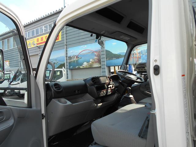 トヨタ ダイナトラック 2トンアルミバンパワーゲート