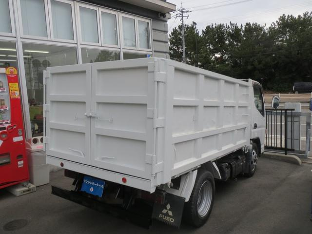 3t深ダンプ シートクリ-ニング済 ETC リヤ三方開(8枚目)
