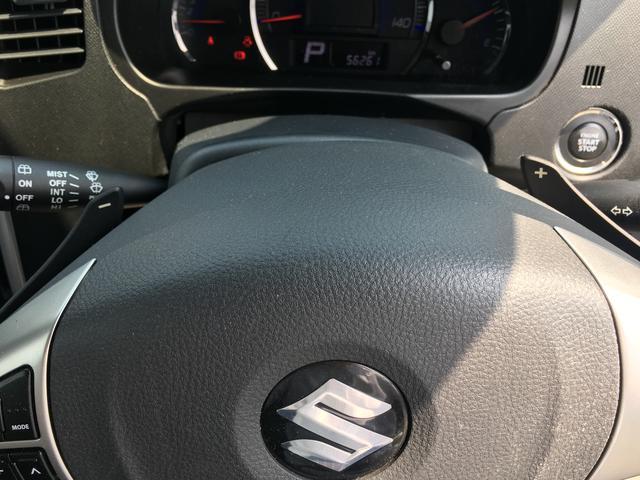 スズキ ワゴンRスティングレー T ターボ 革調シートカバー ETC HID アルミ