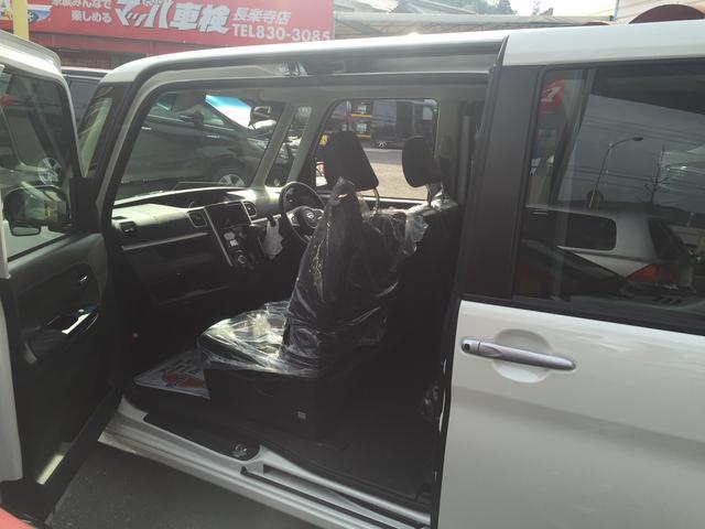 ダイハツ タント カスタムX トップエディションSAII 未使用車